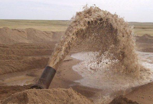 Оформите заказ на карьерный песок